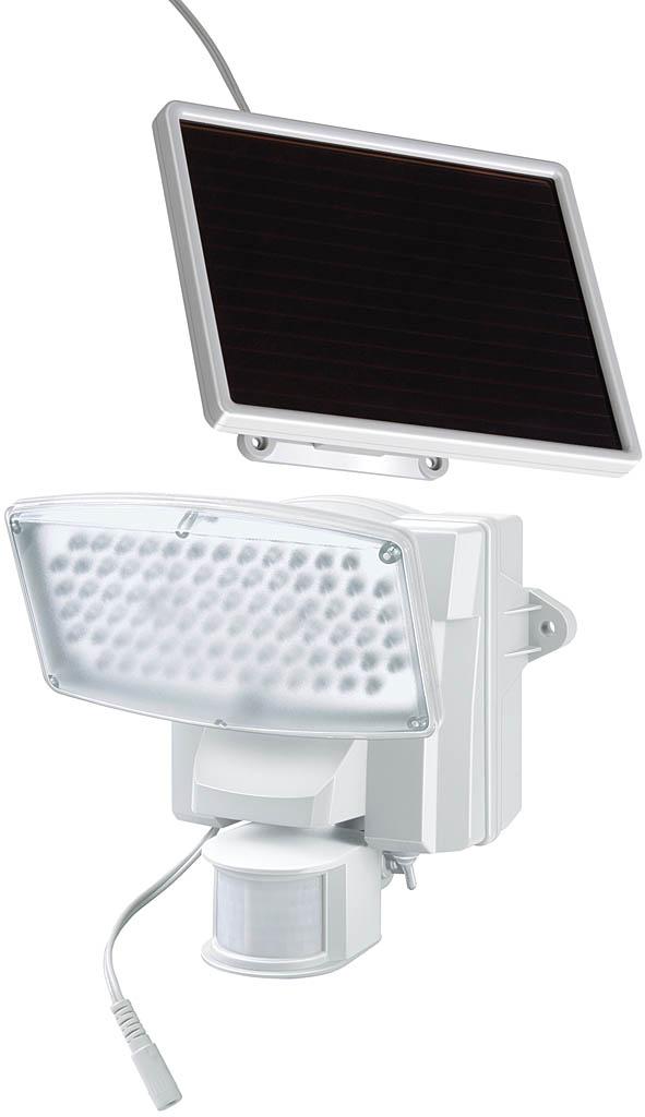 zoom produit les projecteurs solaires led avec. Black Bedroom Furniture Sets. Home Design Ideas