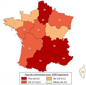 Cambriolage en France