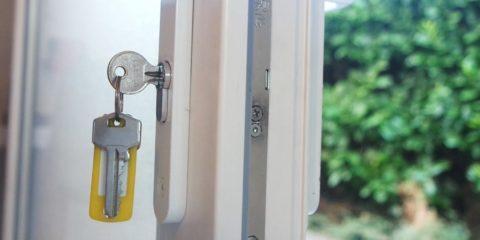 Cylindre haute sécurité anti effraction