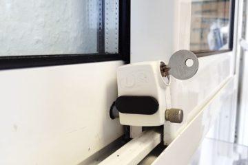 Renforcer la sécurité des baies vitrées