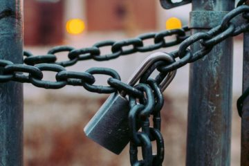 Cadenas anti cambriolage