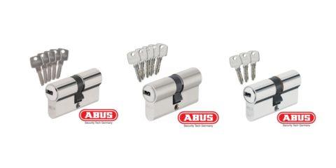 Cylindre de serrure ABUS haute sécurité