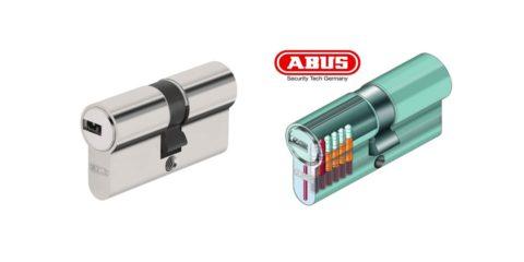 Cylindre haute sécurité ABUS D6
