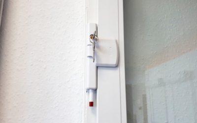 Le meilleur verrou de fenêtre : Abus FTS 206