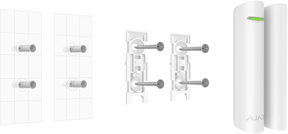 Montage DoorProtect