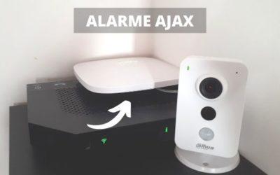 Avis alarme ajax