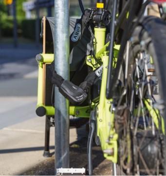 Antivol vélo chaîne ABUS
