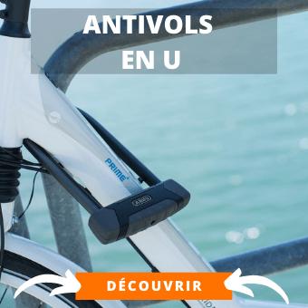 Antivol vélo U solide